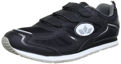Lico Nelson V Indoor Shoes Mens Black Schwarz (schwarz/grau) Size: 14 (48 EU)