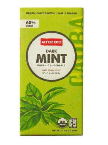 Alter Eco Foods Organic Chocolate Dark Mint