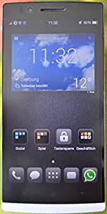 OPPO Find 5 Unlocked Android Smartphone, 16GB White (International)