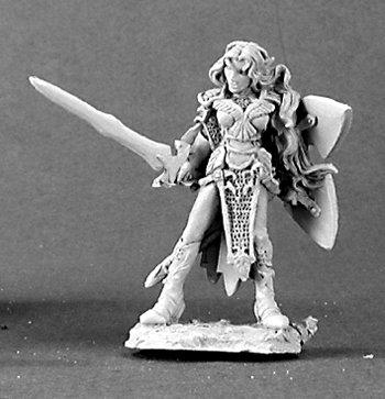Dark Heaven Aviriel Female Elf Paladin RPR 03072