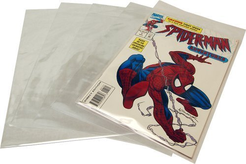 100-Current-Age-Mylar-Comic-Sleeves-4-Mil-Thick-BCW-by-BCW