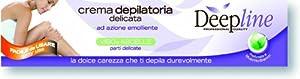 Deepline Gesichts-Haarentfernungscreme, 75 ml