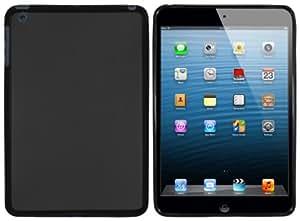 mumbi silicone TPU Coque iPad mini - Étui Etui Housse protecteur Case Noir