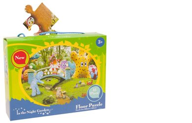 In the Night Garden Medium Floor Puzzle