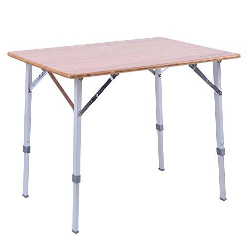 KingCamp(キングキャンプ) テーブル 折り畳み式 キャンプ アウトドア 室内 KC3928