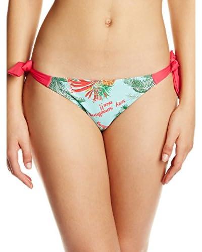 Desigual Slip Bikini Luha Low
