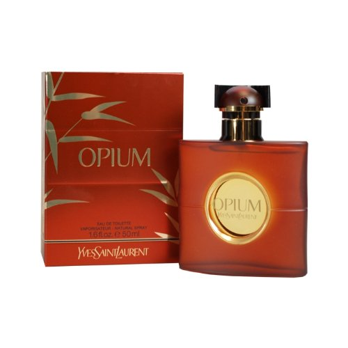Opium for Women by Yves Saint Laurent Eau de Toilette Spray 100ml