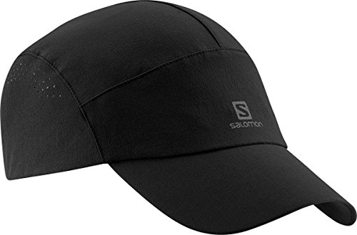 Salomon, Cappellino Softshell, Nero (Black), Taglia unica