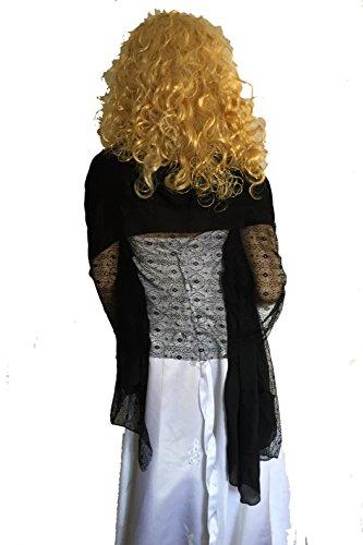 125cmX190cm-Einfarbiger-Schal-Stola-aus-Baumwolle-und-hochwertiger-Spitze-mehrere-Farben-zur-Wahl