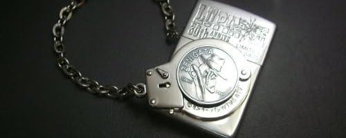 zippo ルパン三世 30周年記念 手錠タイプ 銭形警部 1996年製造