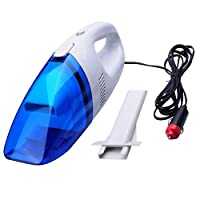 EROCKET 18972 DC 12V Portable Hand-held Vacuum Dust Cleaner Collector for Car