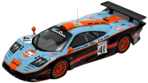 McLaren F1 GTR - 2nd Le Mans 1997 - #41 1:43 Scale Diecast Model