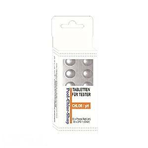Duraol® 60 Tabletten (6 Streifen) Nachfüllpackung je Chlor + pH