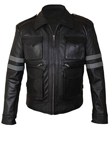 Leatherly -  Giacca - Uomo Black Large