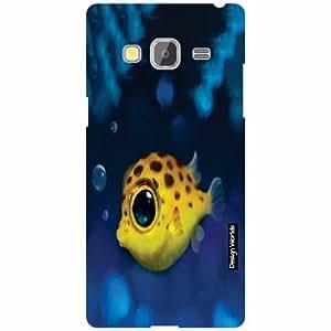 Design Worlds Samsung Z3 Back Cover Designer Case and Covers