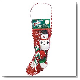 Doggie Delight Holiday Stocking For Dogs