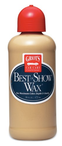 Griot's Garage 11171 Best of Show Wax - 16 oz.