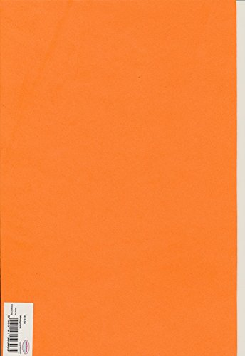 Marianne-Hobby - Moosgummi 2mm (20x30cm) orange