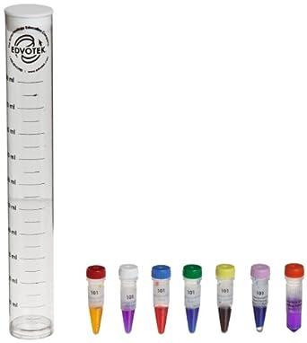 Edvotek 101-B Principles and Practice of Agarose Gel Electrophoresis for 12 Gels