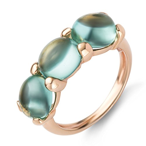 miore-ladies-9-ct-rose-gold-peridot-3-stone-shared-prong-ring-size-q