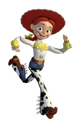 RoomMates RMK1432GM Toy Story Jessie Peel & Stick Giant Wall Decal