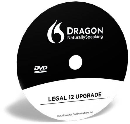 Dragon Naturallyspeaking Legal 12 Upgrade From Legal V9 And Up Without Headset