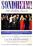 Sondheim 'The Birthday Concert' [Reino Unido] [DVD]