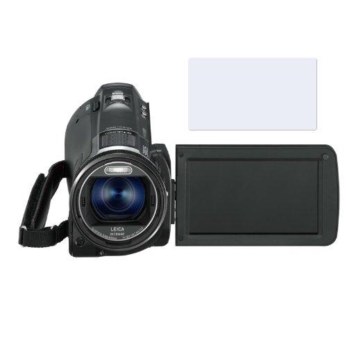 2x Entspiegelnde Displayschutzfolie Bildschirmschutzfolie von 4ProTec für Panasonic HC-X929 - Nahezu blendfreie Antireflexfolie