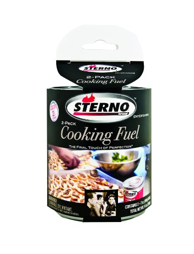 Sterno  7-Ounce  Entertainment  Cooking  Fuel,  2-Pack at Sears.com
