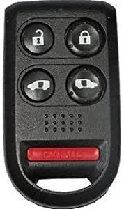 new 5 button replacement keyless remote for. Black Bedroom Furniture Sets. Home Design Ideas