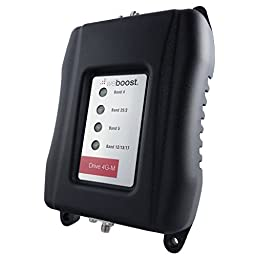 weBoost Drive 4G-M Cell Phone Signal Booster for Car, Truck and RV use, for up to 4 devices