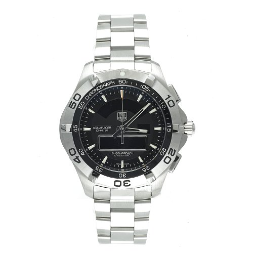 TAG HEUER AQUARACER 2000 DIGITAL MENS WATCH CAF1010.BA0821