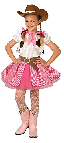 girls - Cowgirl Cutie Kids Costume Lrge 12-14 Halloween Costume