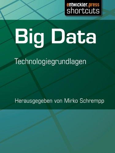 Big Data - Technologiegrundlagen (German Edition)