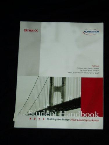 Markstrat Online Student Handbook