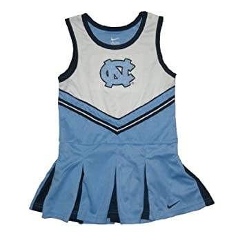 NCAA North Carolina Tar Heels Girls Tank Dress with Embroidered Logo by NCAA