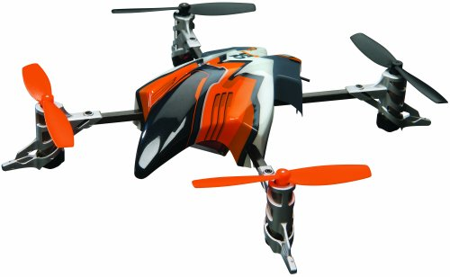 Heli-Max 1SQ RTF Quadcopter with 2.4Ghz Radio