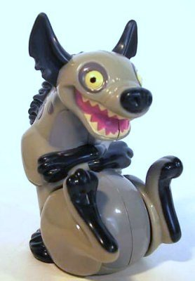 Burger King Kids Club The Lion King Ed the Hyena Toy Figure 1994