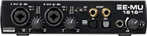 E-MU 1616M PCIe Audio Interface