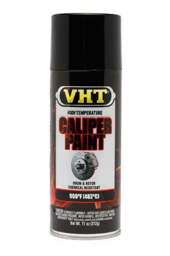 Vht Sp734 Gloss Black Brake Caliper Paint Can - 11 Oz.