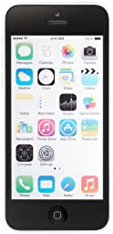 Apple iPhone 5c AT&T Cellphone, 16GB, White