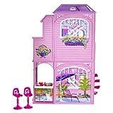 Barbie 2 Story Beach House