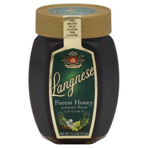 Forest Honey Langenese, 13.2 oz