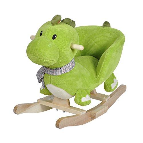 Knorrtoys 40481 - Schaukeltier Dino Olaf mit