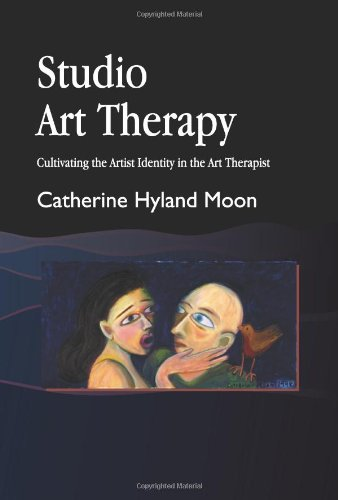 Studio Art Therapy: Cultivating the Artist Identity in the Art Therapist by Jessica Kingsley Pub