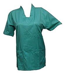 Surgical e Sstudio Surgeon Scrub Top - Small, Green