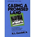 img - for [(Casing a Promised Land: The Autobiography of an Organizational Detective as Cultural Ethnographer )] [Author: H.Lloyd Goodall] [Dec-2003] book / textbook / text book