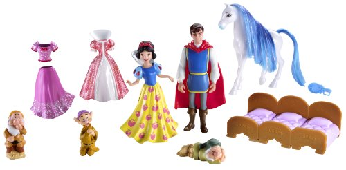 Disney Princess Favorite Moments Snow White Deluxe Gift Set Amazon.com