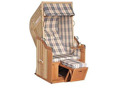 Sunny Smart Strandkorb Rustikal 250 Plus 1-Sitzer Stoff-Nr. 1205 online bestellen