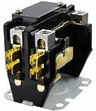 Packard C140A 1 Pole 40 Amp Contactor 24 Volt Coil Contactor